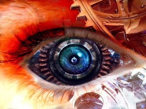 Рунический талисман для коррекции зрения