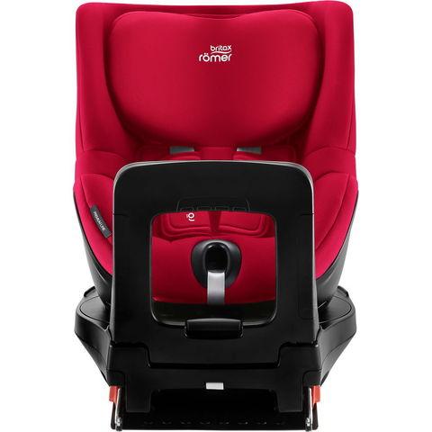 Автокресло Britax Roemer Dualfix i-Size Fire Red