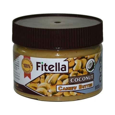 Паста Fitella Кешью с кокосом 200г