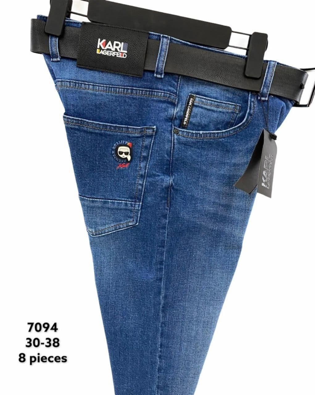 Джинсы Karl Lagerfeld 356386si