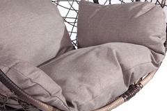 Подвесное кресло Z-03 (A) (цвет brown, подушка beige)