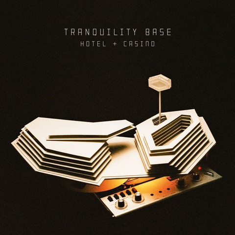 Виниловая пластинка. ARCTIC MONKEYS - Tranquility Base. Hotel + Casino