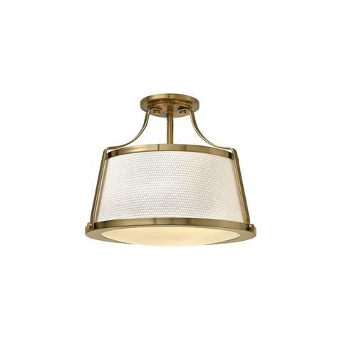 Потолочный светильник Hinkely Lighting, Арт. HK/CHARLOT/SF BC