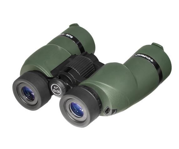 Бинокль Sturman 8x36 зелёный - фото 2