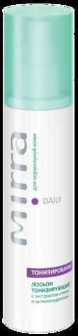Лосьон тонизирующий для нормальной кожи с экстрактом стевии и атиоксидантами