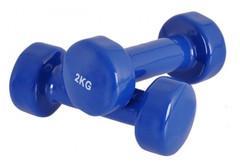 Qantel 2 kq (göy) \ Гантели 2 кг (синий)