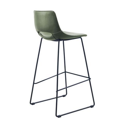 Барный стул Ziggy зеленый
