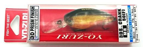 Воблер Yo-Zuri 3DS Crank MR 50F / F1140-HGBL
