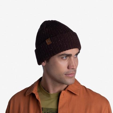 Вязаная шапка Buff Hat Knitted Kort Tidal фото 2