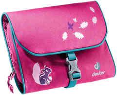Косметичка Deuter Wash Bag Kids Magenta/Hotpink