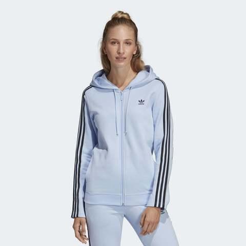 Худи женская adidas ORIGINALS ZIP HOODIE
