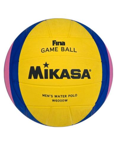 Мяч для водного поло W 6000 W FINA Approved