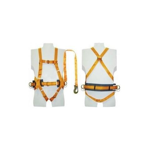 Пояс монтерский предохранительный СП I(а) (с плечевыми и ножными лямками и фалом из капрон. ленты