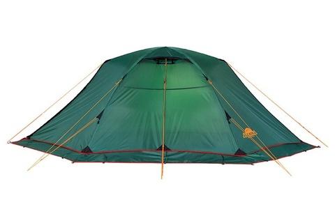 Картинка палатка туристическая Alexika RONDO 3 Plus green, 390x215x115  - 3