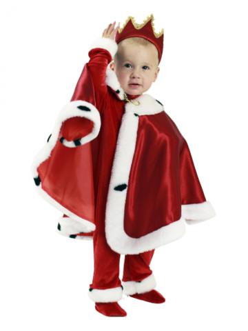 Карнавальный костюм Король на малыша
