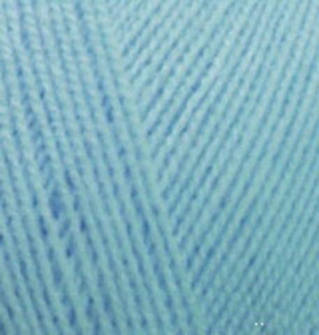 Extra life Alize 918 голубой, фото