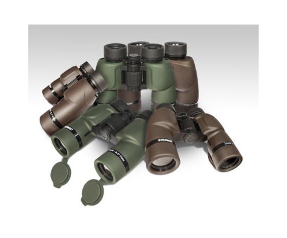 Бинокль Sturman 8x36 зелёный - фото 4