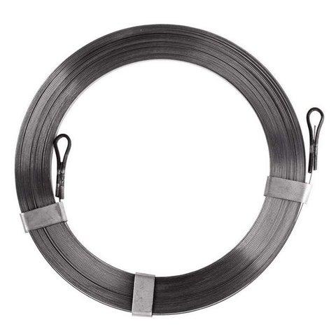 Протяжка кабельная стальная плоская PROconnect, 20 м (47-5020-6)