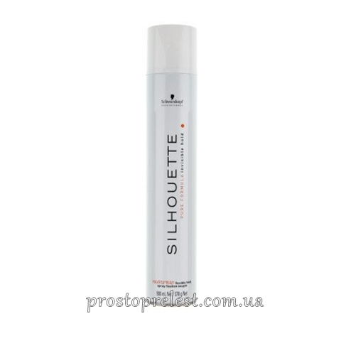 Schwarzkopf Professional Silhouette Flexible Hold Hairspray - Спрей для волосся еластичної фіксації