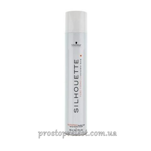 Schwarzkopf Professional Silhouette Flexible Hold Hairspray - Спрей для волос эластичной фиксации