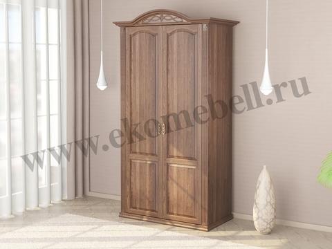 Шкаф «Венеция» 2-х створчатый
