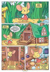 Русские народные сказки в комиксах