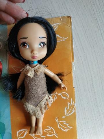 Дисней-мини (Disney), Покахонтас 13 см