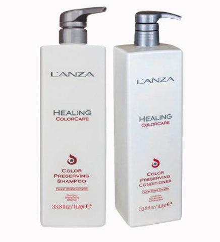 Healing ColorCare Conditioner шампунь + кондиционер 1000 мл