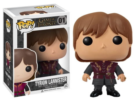 Funko POP! Game of Thrones: Tyrion Lannister (01)