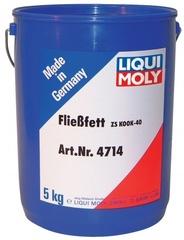 Жидкая консистентная смазка для центральных систем Fliessfett ZS KOOK-40 (арт. 4714)