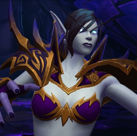 Allied Race Unlock: Void Elves