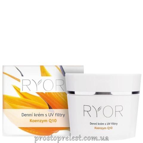 Ryor Сoenzyme Q10 Day Cream -Денний крем з коензимом і УФ-фільтром