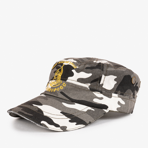 "Camouflage cap The Don ""Return of Alaska"""