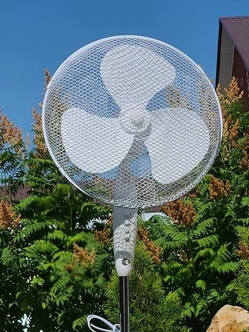 Вентилятор напольный 45Вт