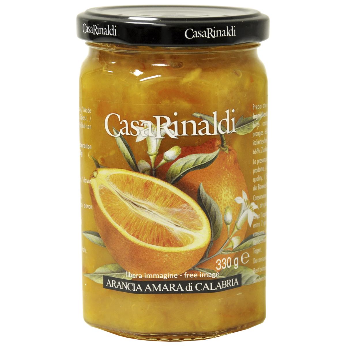 Конфитюр Casa Rinaldi из Померанца 330 гр