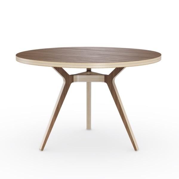 Стол Täby Ø90 - вид 4