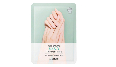 СМ Pure Natural Маска для рук PURE NATURAL Hand Treatment Mask 8гр*2