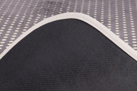 Плюшевый коврик 120х160 см (Campus)