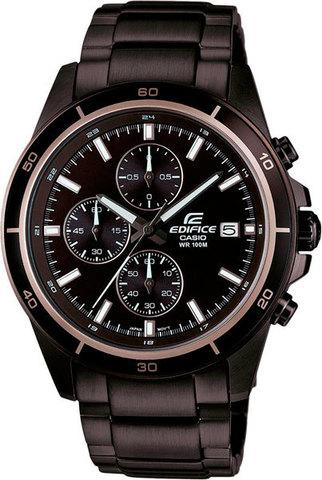 Часы мужские Casio EFR-526BK-1A1 Edifice