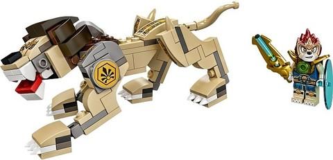LEGO Chima: Легендарные звери: Лев 70123 — Lion Legend Beast — Лего Чима