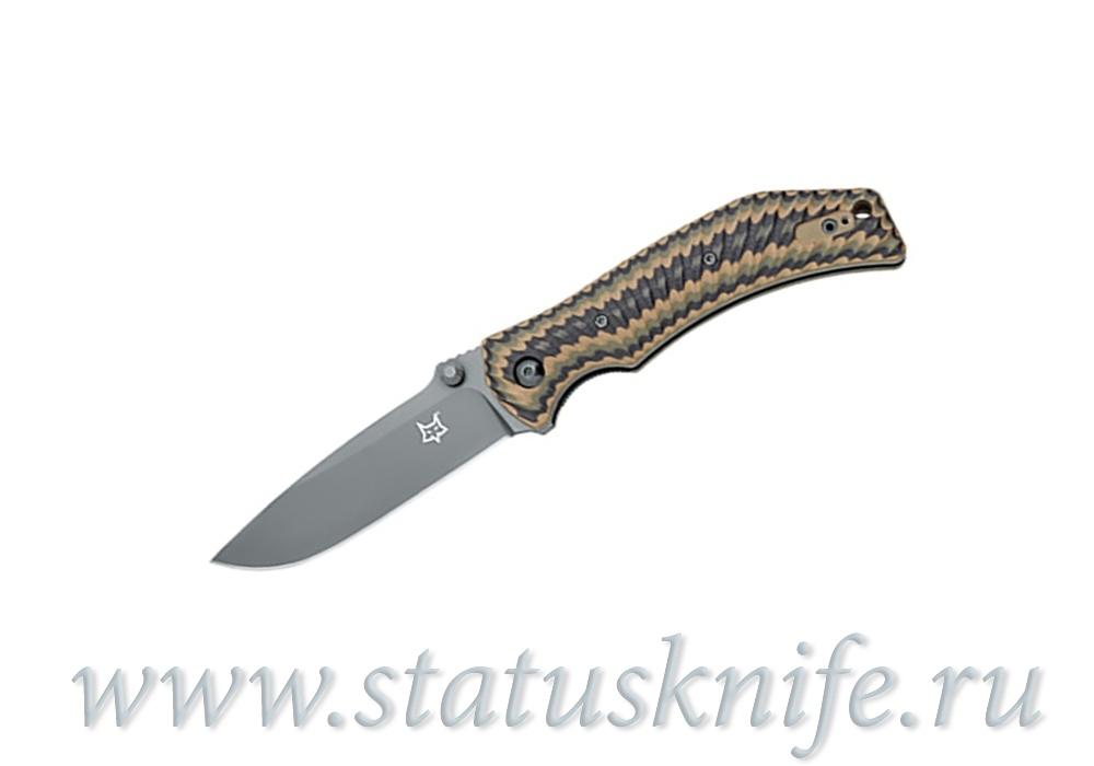 Нож FOX knives модель 121 MC WILSON COMBAT EXTRIME ELITE
