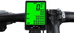 Велокомпьютер беспроводной West Biking сенсорный - 2
