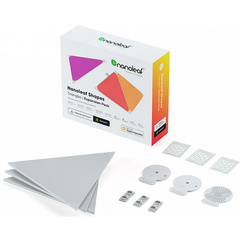 Светодиодные панели Nanoleaf Shapes Triangles без управляющего блока, 3 шт.