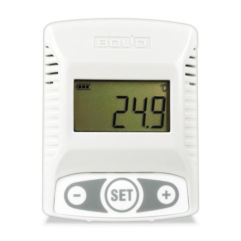 Датчик температуры и влажности адресный радиоканальный С2000Р-ВТИ исп.01