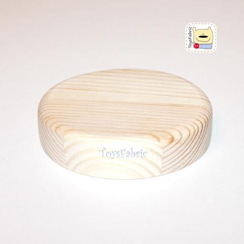 Подставка для куклы деревянная