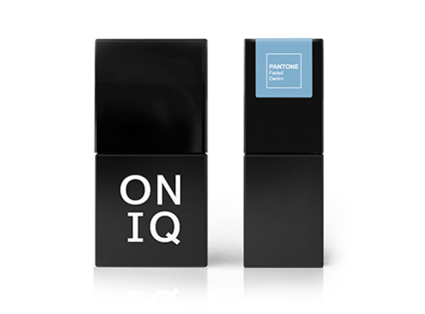 Гель-лак ONIQ - 197 Faded danim, 10 мл