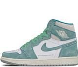 Кроссовки Nike Air Jordan 1 Retro Turbo Green