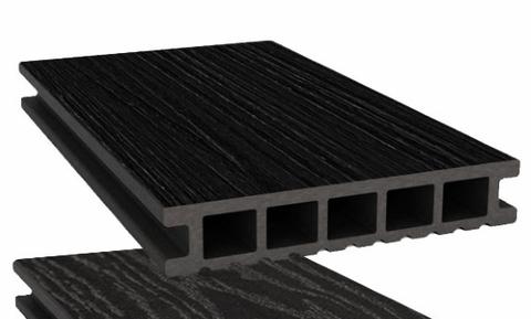 Террасная доска SW Ornus (R) черный