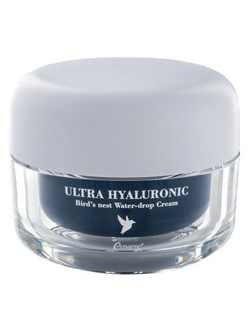 Esthetic House Крем для лица ласточка/гиалурон Ultra Hyaluronic Acid Bird's Nest Water - Drop Cream 50 мл