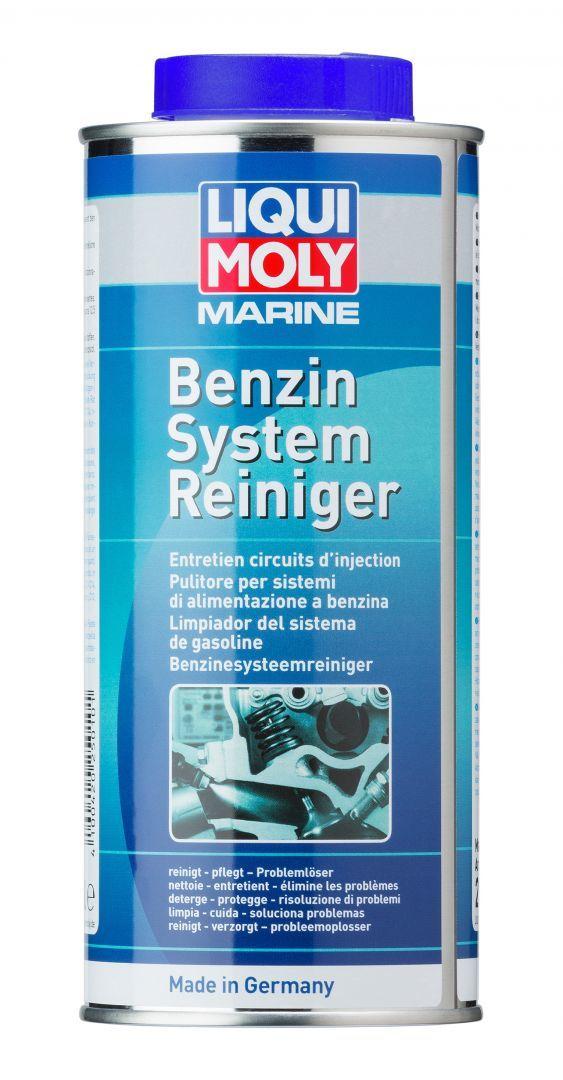 Liqui Moly Marine Fuel-System-Cleaner - Очиститель для топливных систем лодок  (бензин)